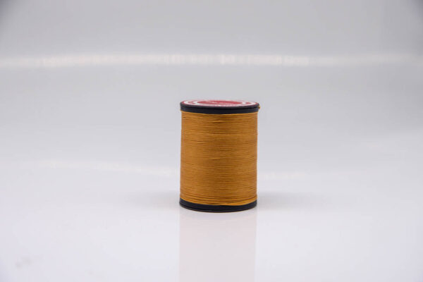 """Нить """"GALACES"""" вощеная плоская 0,8 мм. Песочная-s007"""