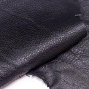 Кожа КРС, черная, 14 дм2.-1-381