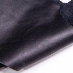 Кожа КРС, черная, 10 дм2.-1-385