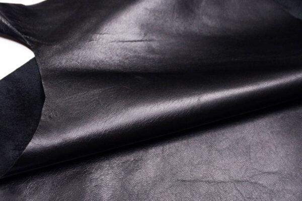 Кожа МРС, черная, 51 дм2.-D1-197