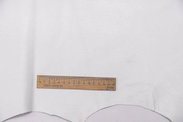 Кожа МРС, белая, 92 дм2.-PT1-106