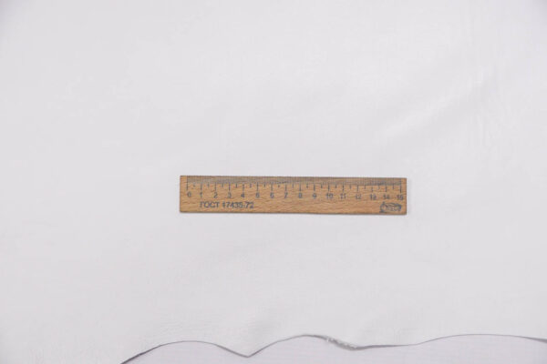 Кожа МРС, белая, 96 дм2.-PT1-107