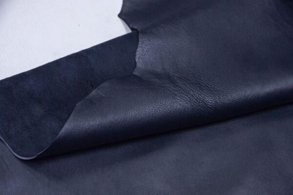 Кожа МРС, темно-синяя, 90 дм2.-PT1-109