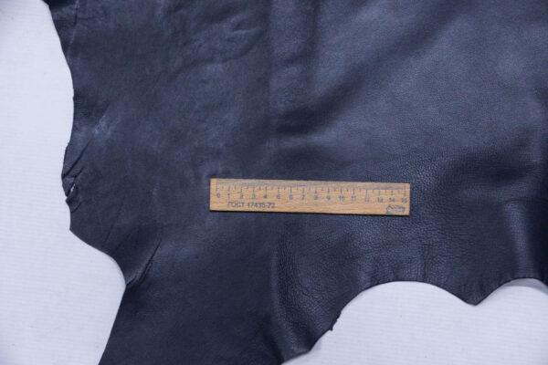Кожа МРС, темно-синяя, 98 дм2.-PT1-111