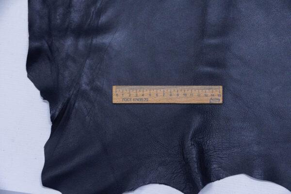 Кожа МРС, темно-синяя, 94 дм2.-PT1-113