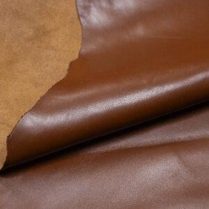 Кожа МРС (метис), коричневая, 116 дм2.-PT1-114