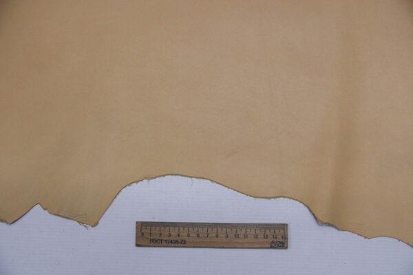 Кожа МРС, песочная, 44 дм2.-109710