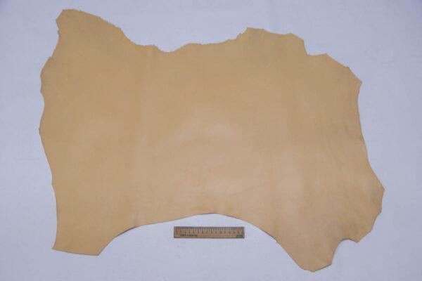 Кожа МРС, песочная, 39 дм2.-109711