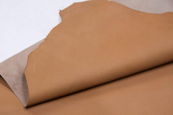 Кожа МРС, светло-коричневая, 48 дм2.-109719