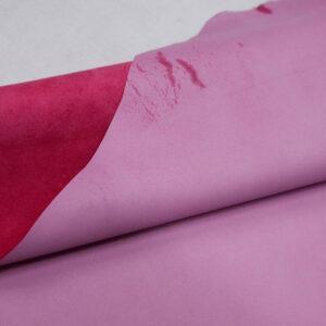 Кожа МРС (краст), розовая, 32 дм2.-109724