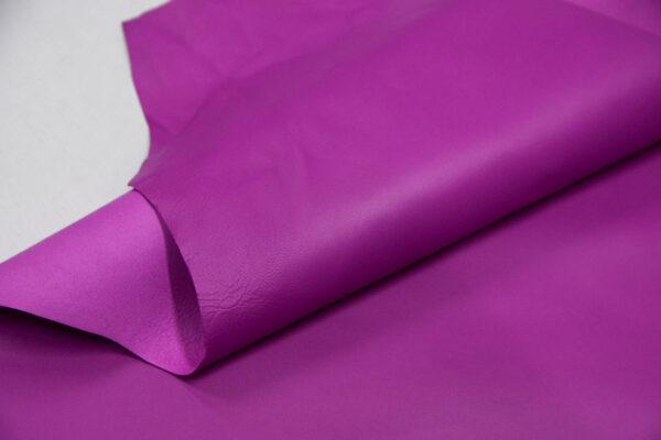 Кожа МРС, пурпурная, 51 дм2.-109733