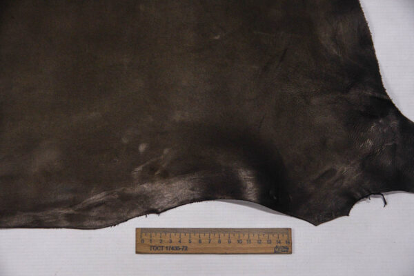 Кожа МРС, черная (кабира), 50 дм2.-109757
