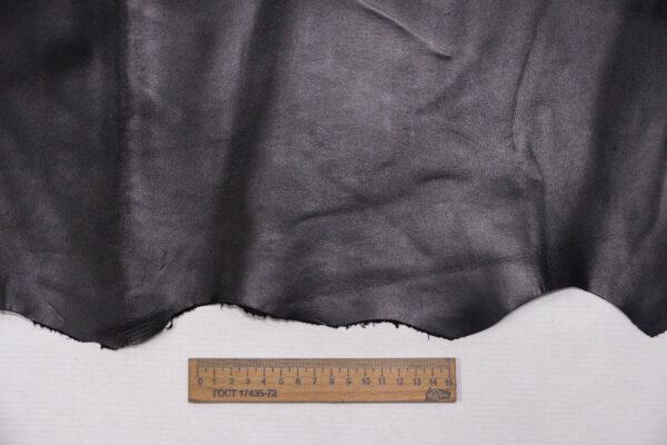 Кожа МРС, черная, 46 дм2.-109762