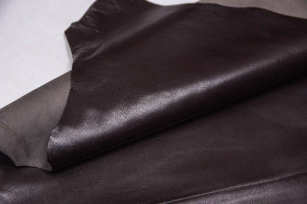 Кожа МРС, темно-коричневая, 46 дм2, AL.VI.PEL S.R.L.-109770