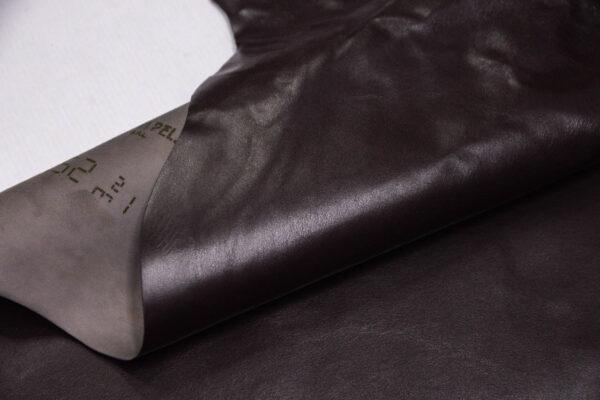 Кожа МРС, темно-коричневая, 52 дм2, AL.VI.PEL S.R.L.-109773