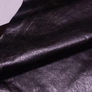 Кожа кенгуру, темно-коричневая с винтажным эффектом, 37 дм2, Bonaudo S.p.A.-109797