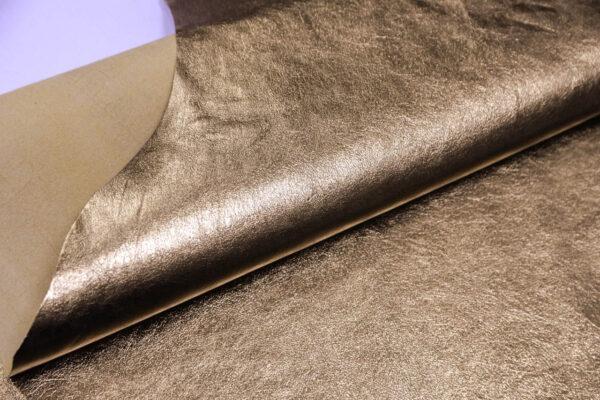 Кожа кенгуру, золотая, 48 дм2, Bonaudo S.p.A.-109802