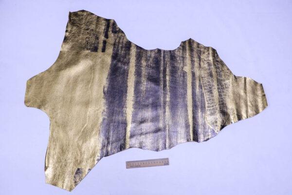 Кожа кенгуру, золотая, 40 дм2, Bonaudo S.p.A.-109803
