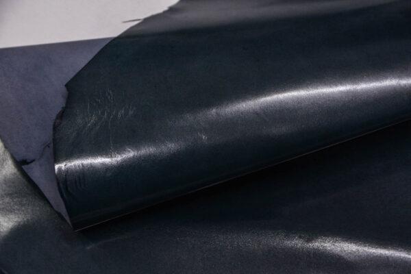 Кожа кенгуру, темно-бирюзовая, 39 дм2, Bonaudo S.p.A.-109808