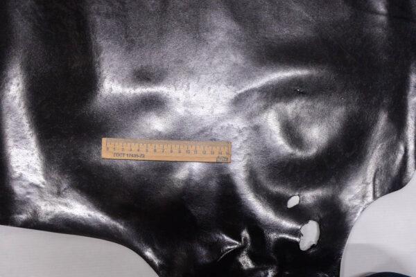 Кожподклад кенгуру, черный, 45 дм2, Bonaudo S.p.A.-109819