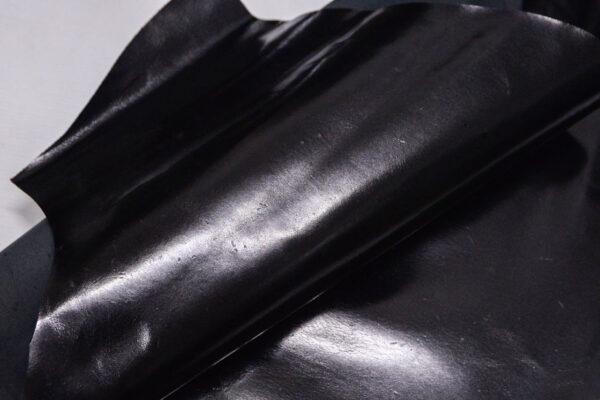 Кожподклад кенгуру, черный, 39 дм2, Bonaudo S.p.A.-109820