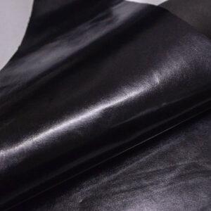 Кожподклад кенгуру, черный, 23 дм2, Bonaudo S.p.A.-109822