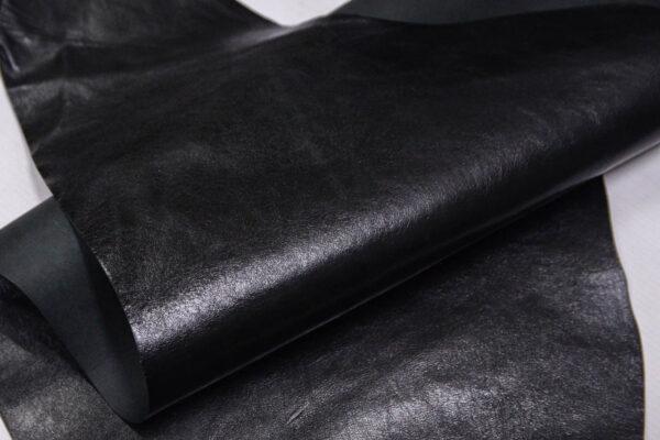 Кожа кенгуру, черная, 31 дм2, Bonaudo S.p.A.-109827