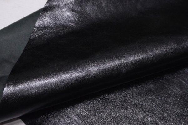 Кожа кенгуру, черная, 29 дм2, Bonaudo S.p.A.-109829