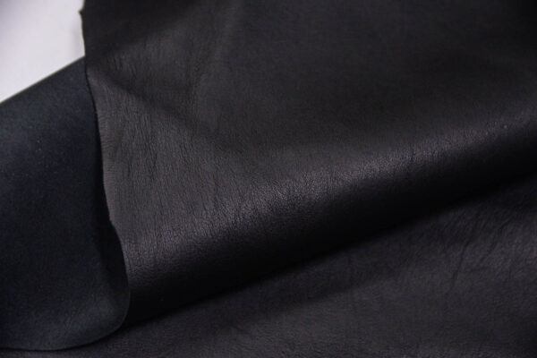 Кожа кенгуру, черная, 48 дм2, Bonaudo S.p.A.-109831