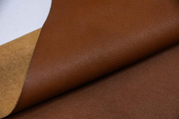 Кожа козы, светло-коричневая, 55 дм2, Falco Pellami S.p.A.-109863