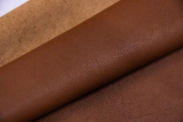 Кожа козы, светло-коричневая, 70 дм2, Falco Pellami S.p.A.-109864