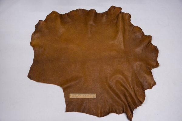 Кожа козы, светло-коричневая, 54 дм2, Derma S.r.l.-109882