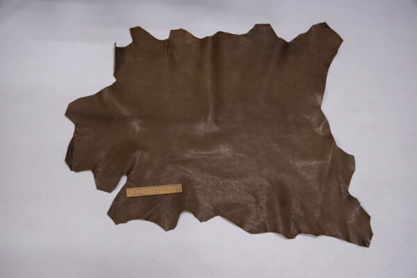 Кожа козы, какао, 56 дм2.-109895
