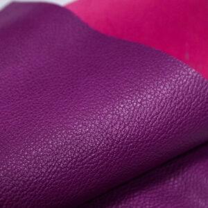 Кожа козы, пурпурная, 29 дм2.-109901