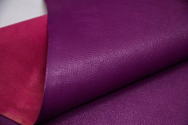 Кожа козы, пурпурная, 60 дм2.-109904