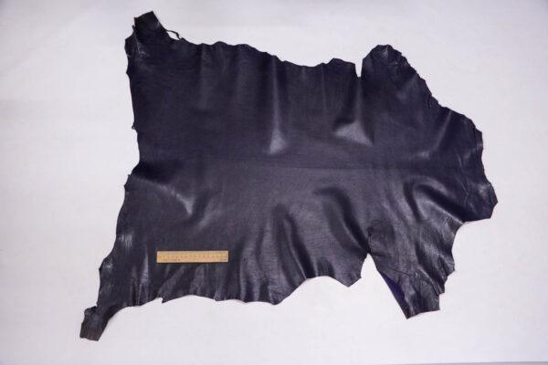 Кожа козы, чернильная, 54 дм2, Russo di Casandrino S.p.A.-109923