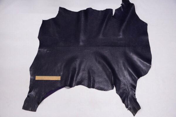 Кожа козы, чернильная, 51 дм2, Russo di Casandrino S.p.A.-109925