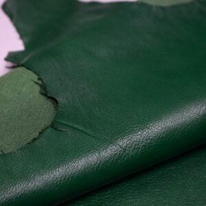 Кожа МРС (метис), зеленая, 54 дм2.-109945