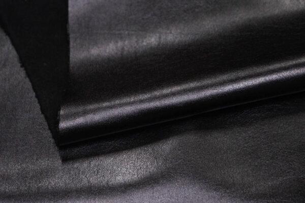 Кожа КРС, черная, 235 дм2.- D1-228