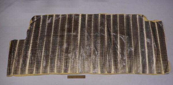 Кожа змеи (пластины), бежево-серая, 83 дм2-zm1-24