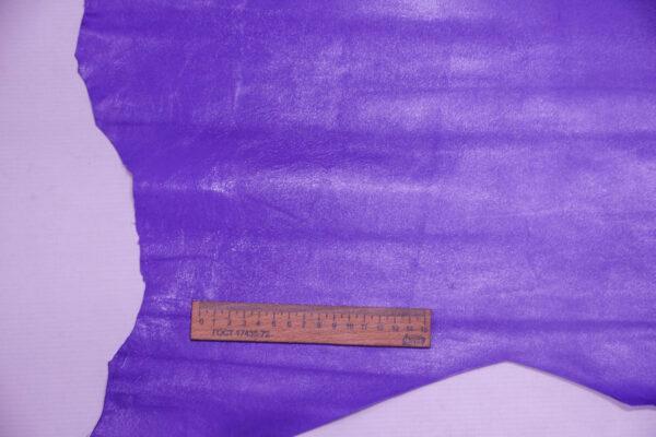 Кожа МРС, аметистовая, 36 дм2, DMD Solofra S.p.A.-109954