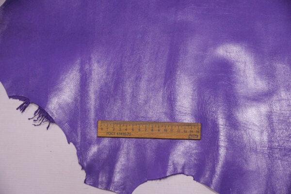 Кожа МРС, аметистовая, 39 дм2, DMD Solofra S.p.A.-109958