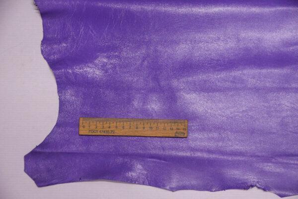 Кожа МРС, аметистовая, 41 дм2, DMD Solofra S.p.A.-109959