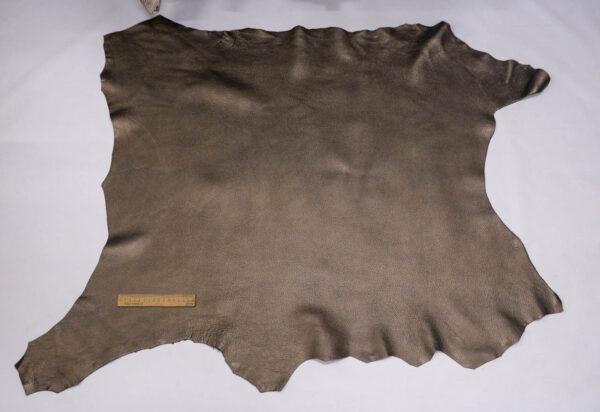 Кожа оленя, темная бронза, 81 дм2, Bonaudo S.p.A.-109969