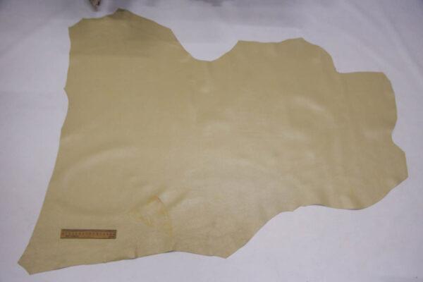 Кожа оленя, светло-бежевая, 81 дм2, Bonaudo S.p.A.-109971