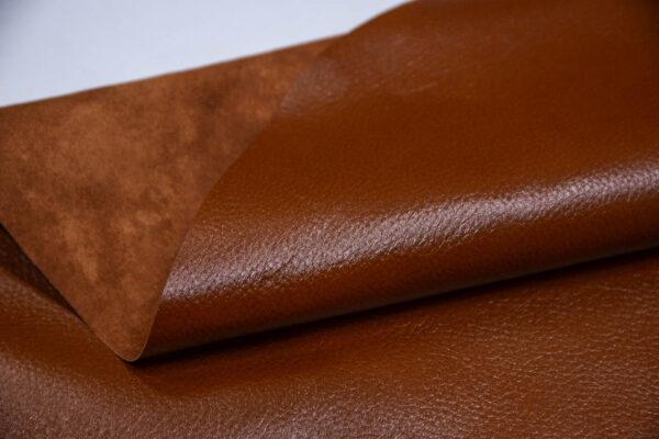Кожа оленя, коричневая, 84 дм2, Bonaudo S.p.A.-109972