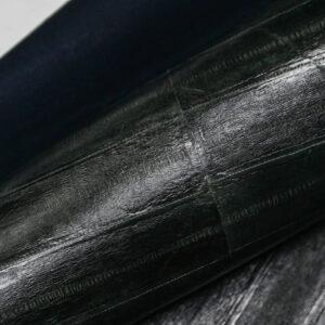 Кожа угря (пластины), темно-зеленая, 72 дм2-ugr-14