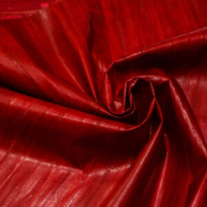Кожа угря (пластины), красная, 93 дм2-ugr-33