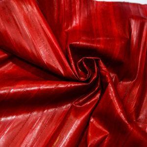 Кожа угря (пластины), красная, 93 дм2-ugr-35
