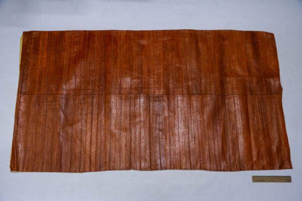 Кожа угря (пластины), рыжая, 77 дм2-ugr-4